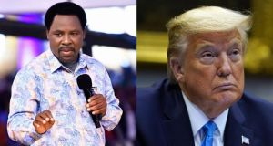 Prophet TB Joshua's Message To President Trump On Security Issues