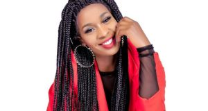 Cindy Sanyu Claims Her Boyfriend Will Sleep In Her House After Marriage