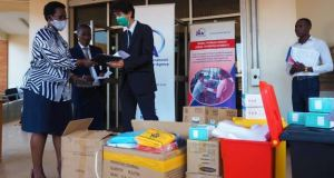 JICA supports ministry of health