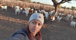 This Young Woman Quit Her Office Job For Goat Farming – She's Not Regretting