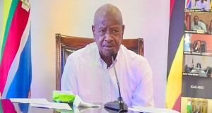 Museveni Joins Fellow Heads Of State Through Video Conferencing
