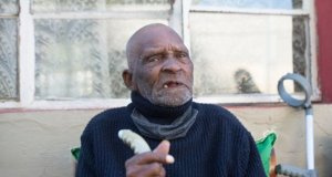 South African oldest man dies at 116
