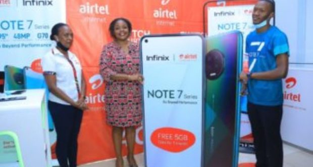 Airtel Uganda Launches New Rewards Program For It's App Users