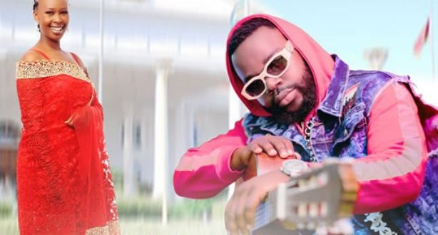 Barbie Kyagulanyi appreciates Aziz Azion for his new song