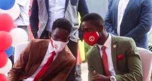 Robert Kyagulanyi nominated as NUP flag bearer