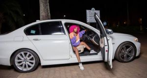 Sheila Gashumba Throws Controversial Party Amidst Covid-19