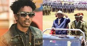 gift ov kaddo to vote president museveni