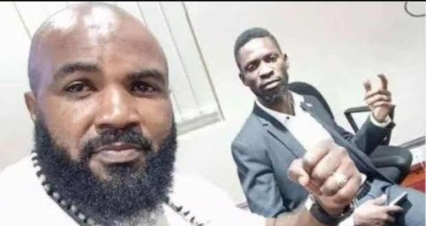Robert Kyagulanyi aka Bobi Wine Reportedly Dumps Eddy Mutwe, Recruits New Bodyguards
