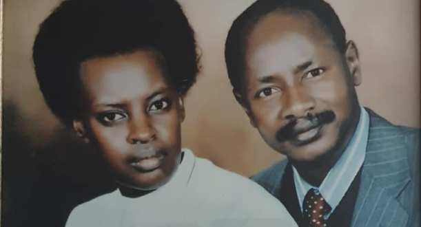 Janet Kataha Celebrates Museveni's 76th Birthday Today