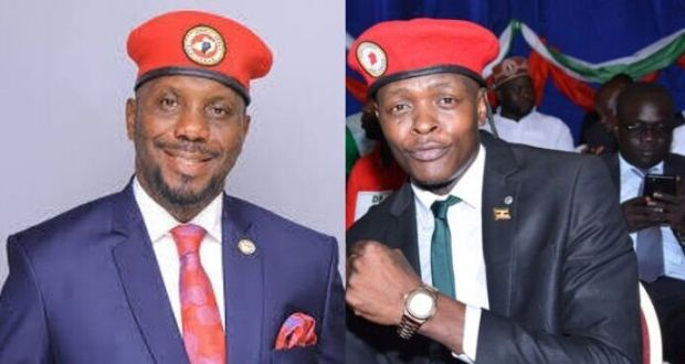 Chameleone To Go Head On With Latif Ssebagala in NUP Primaries