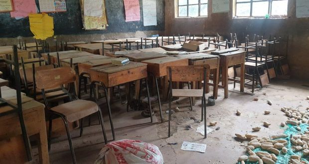 Kenyan Schools and head teachers Turned Into Coops Due To Covid-19 Outbreak