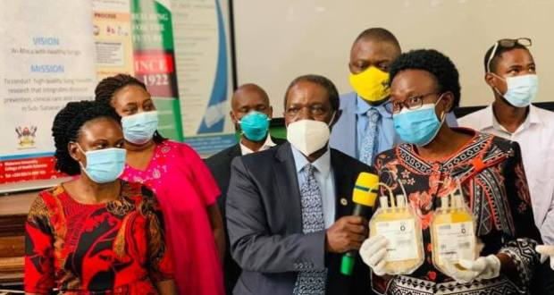 Uganda Launches Clinical Trials Of Covid-19
