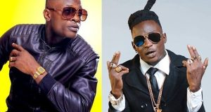 musicians jose chameleone and aganaga