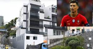 Cristiano Ronaldo's £7M House Reportedly Robbed
