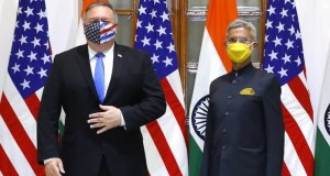 India And US To Sign Defense Agreement After Standoff With China