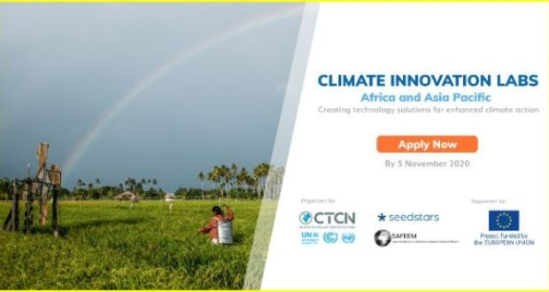 UN On The Search For Young Tech Innovators Creating Climate Solutions