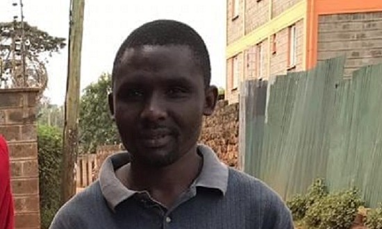 Meet Dennis Ogola, The Master's Degree Finalist
