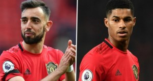 "Bruno Fernandes: ""I Left Penalty For Rashford To Become Topscorer"""
