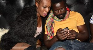 Cindy Sanyu: I Don't Care What The Public Thinks About My Boyfriend, I Love Him