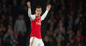 Granit Xhaka Reportedly Rejects Inter Milan Move