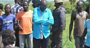 Patrick Amuriat Still In Shock After Accident, Suspends His Campaigns