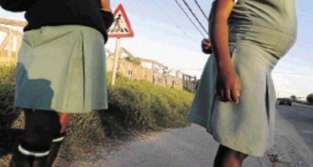 A village in Tana River County is in total shock after a man allegedly impregnated three sisters at the same time. The three sisters who