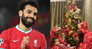 Mohamed Salah Criticized By Muslims For Celebrating Christmas