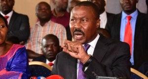 Mugisha Muntu Says Police Are Like Robots -Details Here!