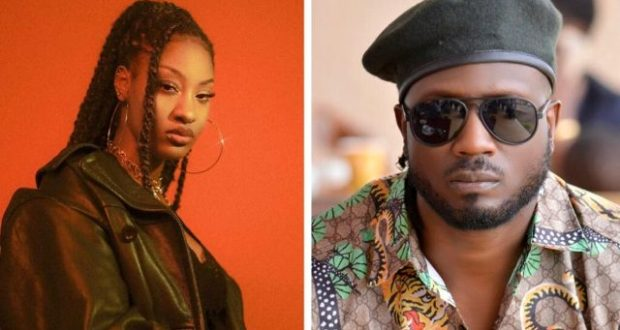 Nigerian Songstress, Tems Blasts Bebe Cool