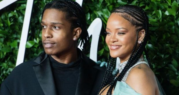 Rihanna And Asap Rocky Appear In NYC Together After Dating Rumors