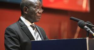Vice President Edward Ssekandi