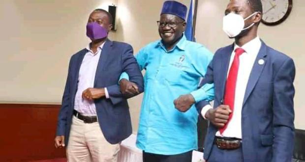 Kyagulanyi, POA and Muntu Tell Ugandans to vote