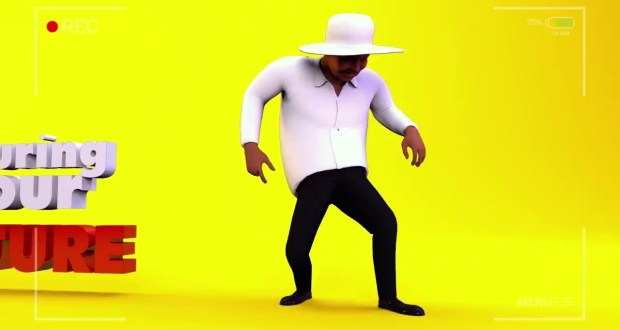 President Museveni dancing to Jerusalema