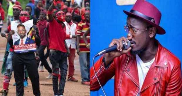 Ykee Benda Finally Declares Support For Bobi Wine