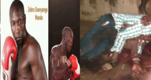 Shocking Allegations Emerge On The Death Of Boxing Coach Zebra