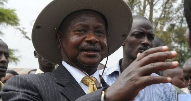 My Ministers Were Cheated In Buganda, Museveni Alleges