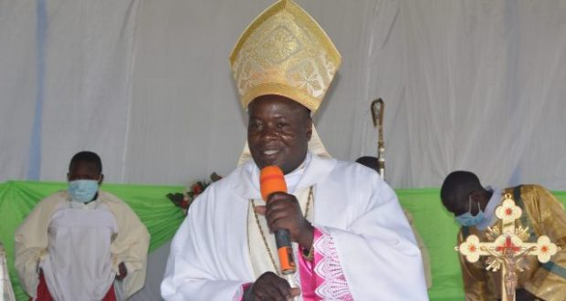 Bishop Jacinto Kibuuka Says The Military Acted Stupid In Assaulting Journalists