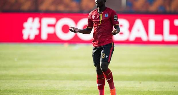 Khalid Aucho Apologizes After Dismissal From Cranes Camp