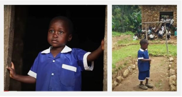 Meet Charles Mbena, 6 Year Old Self-taught Mathematics Genius