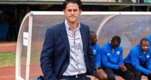 FUFA Suspend Uganda Cranes Coach Jonathan McKinstry