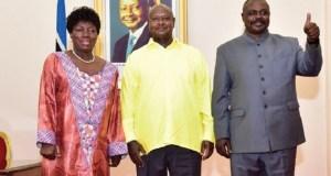 Crisis Meeting: Museveni To Meet Kadaga, Oulanyah Over Speakership Today