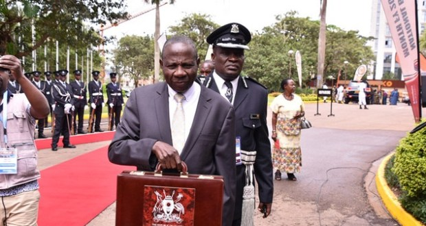 National Budget Revised, Now Stands At A Whopping Shs.44 Trillion