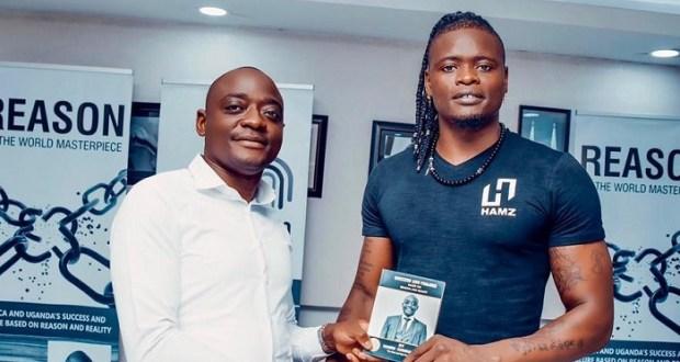 Tycoon Hamis Kiggundu Unveils Singer Pallaso As Ambassador Of Hamz App