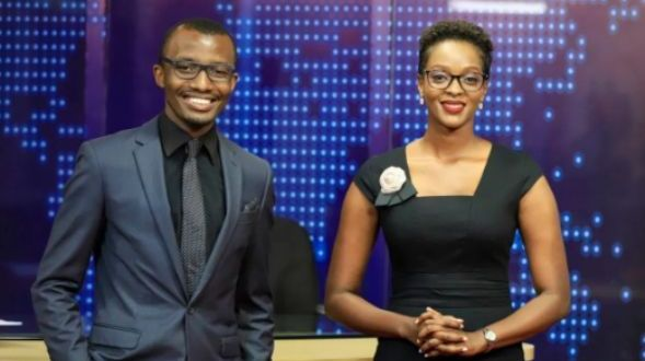 "Raymond Mujuni Off The Shelves As Rita Kanya Says Yes To His ""Most Difficult Question"""