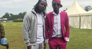 Chameleon Is A Great Pillar Of This Ugandan Music Industry- Bebe Cool