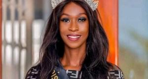 Miss Elite; Judith Heard Raises Uganda's Flag High