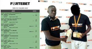 Clever Fortebet Punter Hits Shs22 Million 1K On EPL Last day