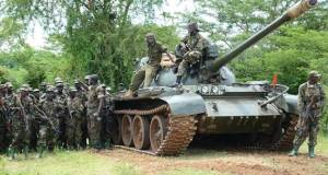 UPDF Deploys In DR Congo To Fight Enemy Forces