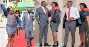 Musician Geoffrey Lutaaya Takes Oath To Parliament