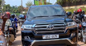 How Bobi Wine Managed To Recover His Armored Vehicle